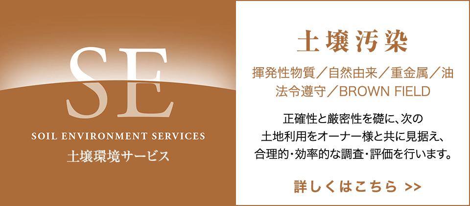 SE 土壌環境サービス